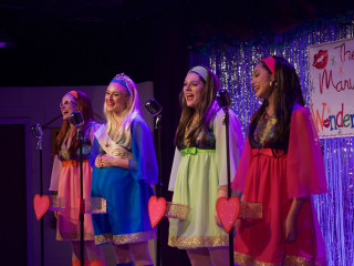 TexARTS presents The Marvelous Wonderettes