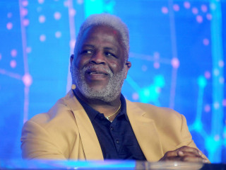 Earl Campbell Luminaries Super Bowl Gala