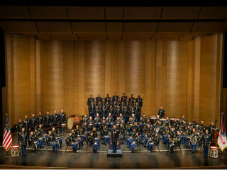 Concert Band & Soldiers' Chorus