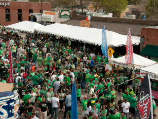 Lower Greenville Avenue St. Patrick's Day Block Party