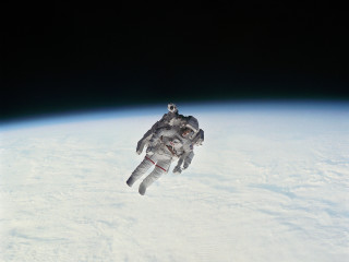 Blaffer Art Museum presents <i>Creation of the American Astronaut</i>, Talk by Scott Magelssen