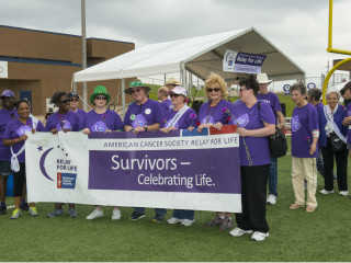 American Cancer Society presents Relay for Life of Greater Fort Bend