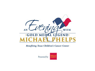 Texas Children's Cancer Center presents An Evening with a Legend honoring Michael Phelps