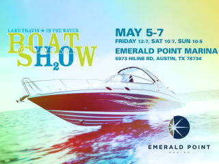 Town Lake Productions presents Lake Travis In the Water Boat Show