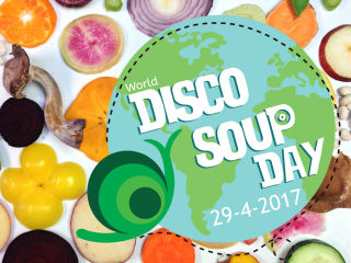 Slow Food Austin presents World Disco Soup Day
