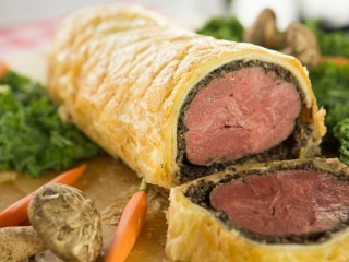 B&B Butchers beef wellington