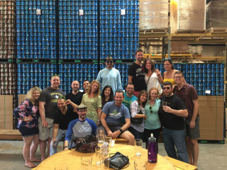 Fresh Tap Tours presents St. Patrick's Day Brewery Tour