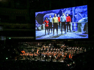 Star Trek: The Ultimate Voyage - The Live Symphony Experience
