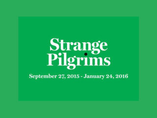 The Visual Arts Center presents Opening Reception: Strange Pilgrims