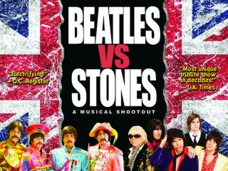 Beatles vs. Stones: A Musical Shootout