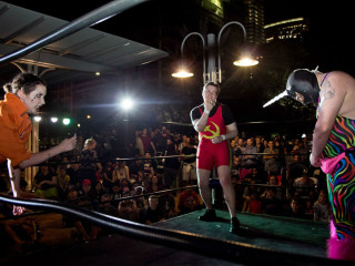 Doomsday Wrestling Murder Mystery Show
