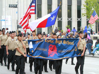 """HOUSTON SALUTES AMERICAN HEROES"" VETERANS DAY CELEBRATION"