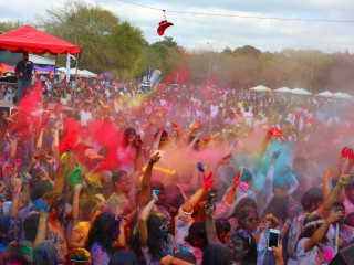 Masala Radio presents Houston Holi 2016