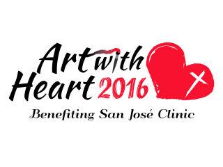 San José Clinic presents Art with Heart 2016