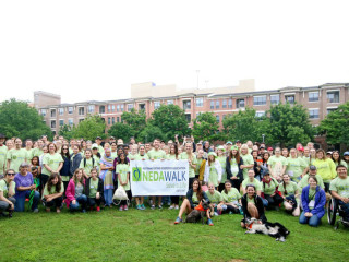 National Eating Disorders Association presents Houston, TX NEDA Walk