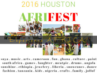 The Nigerian-American Multicultural Council presents The 2016 Houston AfriFest