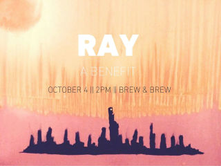 Wright Bros. Brew and Brew presents  Ray: A Benefit