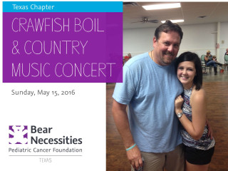 4th Annual Crawfish & Country Concert