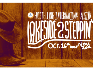 Hostelling International Austin presents Lakeside 2 Steppin'