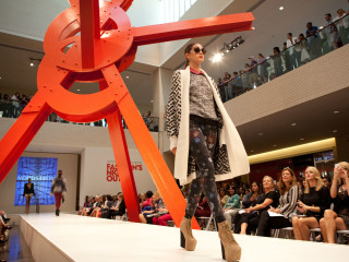 NorthPark Center fashion show