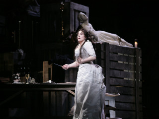 Houston Opera presents Tosca