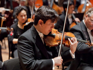Frank Huang, Houston Symphony
