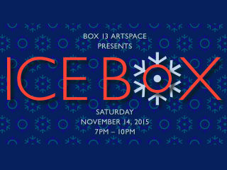 Box 13 Artspace presents Ice Box