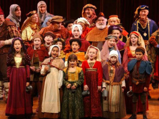 Revels Houston presents The 25th Christmas Revels
