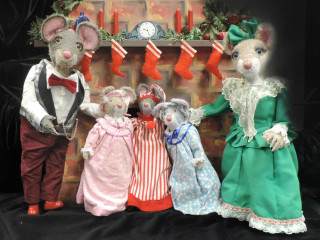Dallas Children's Theater presents Not a Creature Was Stirring