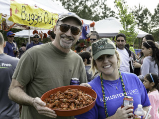 The Woodlands Township Parks and Recreation presents TWFG Muddy Trails Bash