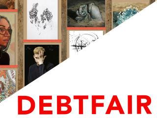 Art League Houston presents Debtfair