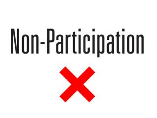 Art League Houston presents Non-Participation