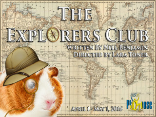 Austin Playhouse presents The Explorers Club