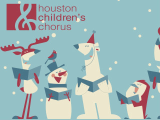 Houston Children's Chorus presents Kids and Christmas Pops Concert