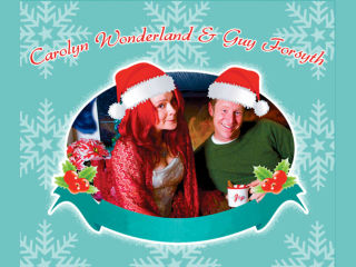 The Long Center presents Guy Forsyth and Carolyn Wonderland  A Holiday Roast!