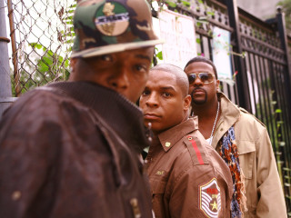 Naughty by Nature, rap, Treach, November 2012