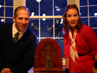 Rover Dramawerks presents It's a Wonderful Life