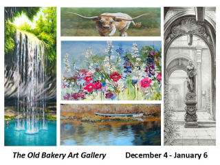 Old Bakery & Emporium presents We've Been Framed Artist Opening Reception