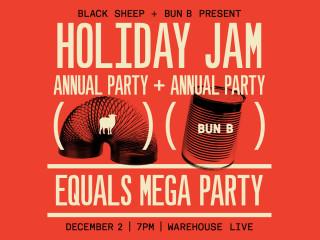Holiday Jam 2015