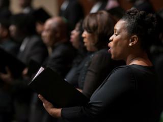 Church Without Walls choir