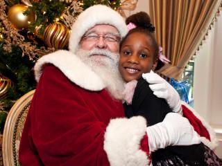 News_Magical Musical Morning_December 2011_Santa Claus_Toyin Ajibolade