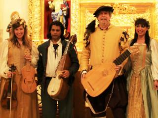 Austin Troubadours presents Balkan Caravan