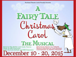 Pearl Theater presents A Fairy Tale Christmas Carol