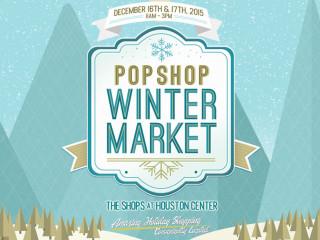 Pop Shop Winter Market
