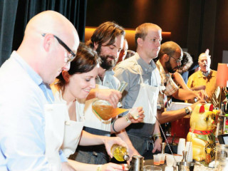 Austin Food and Wine Alliance presents 2016 Official Drink of Austin Cocktail Competition
