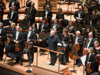 Jaap van Zweden and Dallas Symphony Orchestra