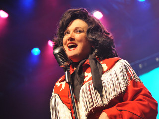 Julie Johnson in A Closer Walk with Patsy Cline