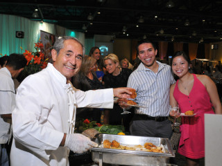 Chef Carmelo Mauro / Wine Rendezvous Grand Tasting & Chef Showcase