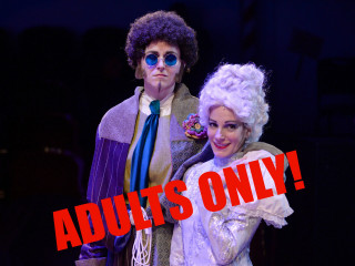 Stages Repertory Theatre presents Naughty Panto Snow Queen: Unfrozen