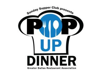 Greater Dallas Restaurant Association Pop Up Dinner